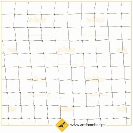 Rede Anti Andorinha Bege 19mm