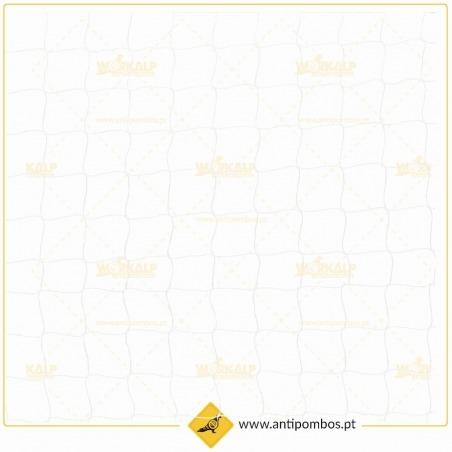 Rede Anti Andorinha Branca 19mm