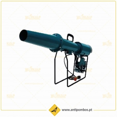 Canhão a Gás - Scare Cannon Pro 1